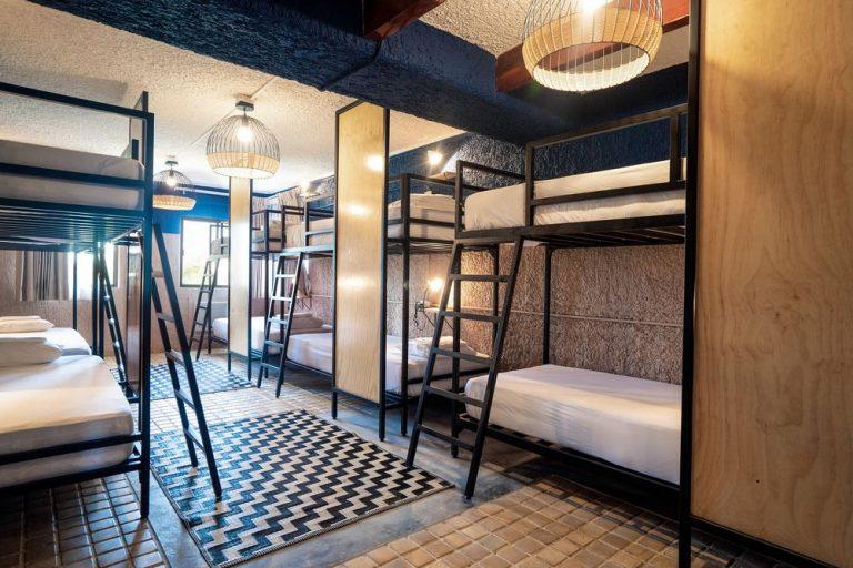 Dormitorio 10 personas