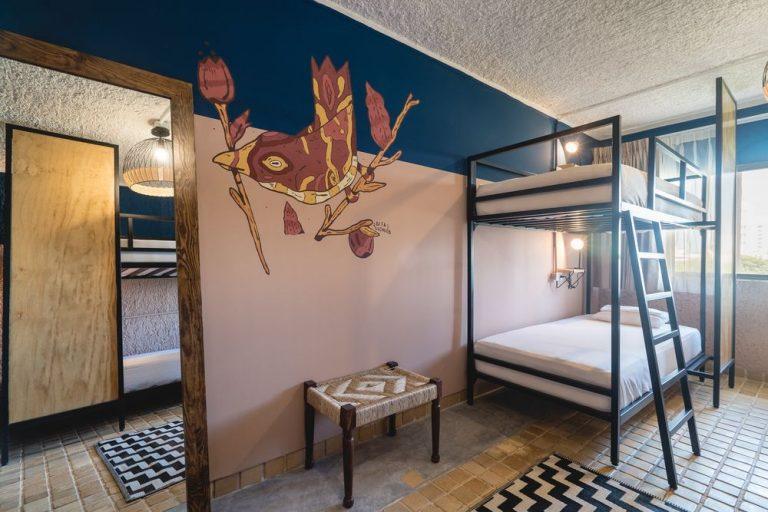 Dormitorio 6 personas